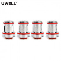 4 x Authentic Uwell CROWN 4 IV Coil Head 0.2ohm