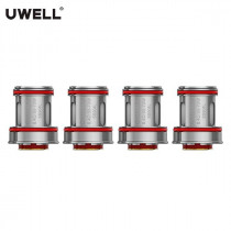 4 x Authentic Uwell CROWN 4 IV Coil Head 0.4ohm