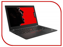 Ноутбук Lenovo ThinkPad X280 20KF002URT (Intel Core i5-8250U 1.6 GHz/8192Mb/256Gb SSD/No ODD/Intel HD Graphics/Wi-Fi/Bluetooth/Cam/12.5/1920x1080/DOS)