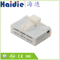 Free shipping 5sets 12pin auto plastic housing plug with terminals wiring unsealed plug connector HD127Y-2.8-21