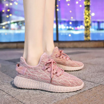 White Sneakers for Women Fashion Brand Casual Comfortable Breathable Buty Damskie Mesh Women Shoes Platform Sneakers Hot Sale