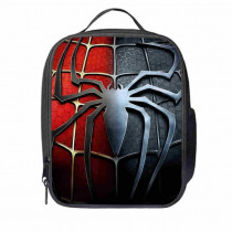 Thermal Cartoon Spiderman Lunch Bag for Women Cute Kids Thermo Insulated Boys Girls Picnic Food Bag Cooler Lunch Box