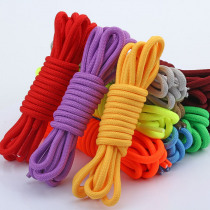 1 pair Colored Shoe Laces Sneaker Flat Shoelaces Hiking Boots Shoe Strings Colored Shoe Laces for Sneakers Laces AELNN235