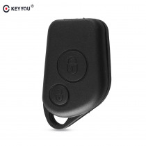 KEYYOU Key Shell 2 Buttons For Citroen Saxo Berlingo Picasso Xsara Peugeot 306 307 406 Replacement Remote Key Fob Case Cover