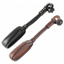 ALLOYSEED PU Leather Lanyard Rope Wrist Strap For DJI Osmo Mobile 2 Zhiyun Smooth Handheld Gimbal With 1/4 Screw For DSLR Camera