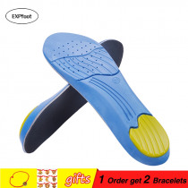 Insoles for shoes massaging shoes inserts orthotic insoles foot care for plantar fasciitis breathable insoles for men/women  45