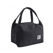 For Women Kids Men Insulated Canvas Box Tote Bag Thermal Cooler Food Lunch Bags Thermal Food Picnic Lunch Bags Kids Lunch Bag
