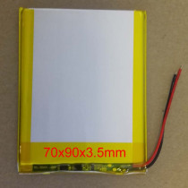 New 3500mah Li-ion Tablet pc battery For 7,8,9 inch tablet PC  3.7V Polymer lithiumion Battery High Quality