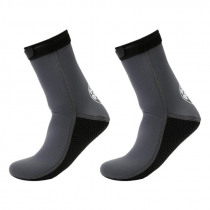 3mm Neoprene Diving Socks Boots Water Shoes Non-slip Beach Boots Beach Shoes Snorkeling Diving Surfing Boots for Men Women