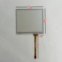 3.5 inch resistive touch screen 4-wire touch screen 77mmX64mm