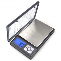 Mini Digital Scale Precision Portable Scale LCD Display Jewelry Balance Laboratory Electronic Weighing Tools