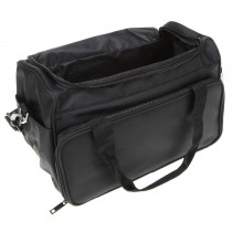 Professional Salon Hair Tools Hairdressing Bag Large Capacity Hair Stylist Cosmetic Organizer with Accessory Pockets