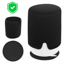 New Bluetooth Speaker Protective Case Storage Cover Anti-Slip Pad for Apple Homepod