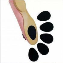 1pair New Hot Anti Slip Pad Ground Grip Under Soles Stick Non-slip Rubber Sole Protectors Self-Adhesive Shoes Pads Mats
