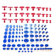 Auto Repair Tools Kits Painless Dent Repair Plastic Ding Glue Tabs Paintless Car Body Dent Remover Glue Puller Sets Tabs
