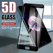 5D Curved Full Protective Glass On The For Xiaomi mi A2 Lite Play F1 Tempered Glass For Xiaomi Redmi 6 5 4x Pro Note 5 6 7 Film