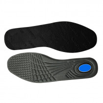 1 Pair Sports Shoes Insoles Massage Shock Absorption Orthotics Arch Pain Relief Sneakers Insoles New