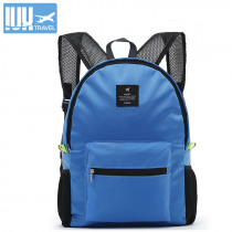 Portable High Quality Folding School Backpack Women Backpack College High Middle School Bags For Teenager Boy wholesale