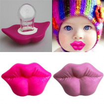 Fashion Baby Boy Girl Funny Infant Pacifier Orthodontic Perfect Dummy Nipples Pacifiers