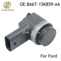 New 8A6T-15K859-AA PDC Parking Sensor For Ford Mondeo Fiesta Focus Galaxy Ka C-MAX Jaguar Ford Fusion Grand Mondeo 9G9215K859AB