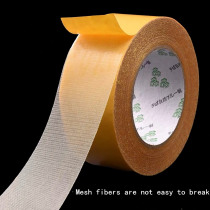 20M/Roll Super Strong Double Faced Adhesive Tape double-sided cloth base Adhesive Pad For Mounting Fixing Pad Sticky