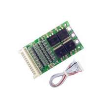 6S/7S/13S 25A BMS Board 24V 36V 48V Polymer Lithium/Ternary Lithium/ Iron Phosphate/LiFePo4  Universal Battery Protection Board