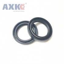 AXK 16x40x8/10  16.9x35.5x9 Nitrile Rubber NBR Double Lip Spring TC Ring Gasket Radial Shaft Skeleton Oil Seal