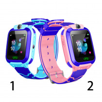 Touch Screen Waterproof  Smart Watch For Children Kids Watch Phone with camera Sim Card Dail Call GPS positioning Smartwatches