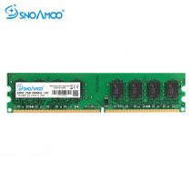 SNOAMOO DDR2 2GB 667/800MHz PC2-6400S Desktop PC RAMs 240-Pin 1.8V DIMM For Intel and AMD Compatible Computer Memory Warranty