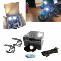 For BMW R1200GS Front Brackets fog light for Led Driving Lights for BMW R 1200 GS Adventure LC 2014 2015 2016 Motorcycle Parts