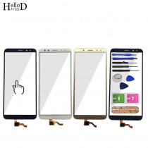Touch Screen Front Panel For Huawei Mate 10 Lite / G10 / G10 Plus / Nova 2i Touch Screen Sensor Digitizer Glass Tools 3M Glue
