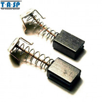 TASP 10 Pair Carbon Brushes 5x8x12mm For B&D G720  Angle Grinder Motor