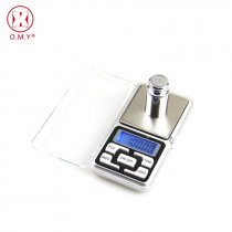 Digital Pocket Scale Portable LCD Electronic Jewelry Scale Gold Diamond Balance Weight Weighting Measuring Tool Hand Tool Set