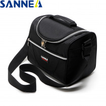 SANNE Thermo Lunch BagsHandbag Cooler Insulated Lunch Box Thermal Lunch Box for Kids Food bag Picnic Bag Simple and Stylish
