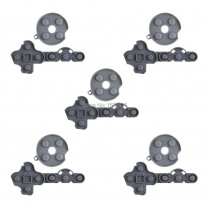 IVYUEEN 10 Sets Conductive Rubber Silicon Pads for Microsoft Xbox 360 Wireless Controller Contact Button D-Pad Repair Fix
