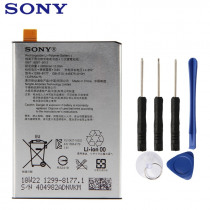 Original Replacement Sony Battery For SONY Xperia X F5121 F5122 F5152 L1 G3313 LIP1621ERPC Authentic Phone Battery 2620mAh