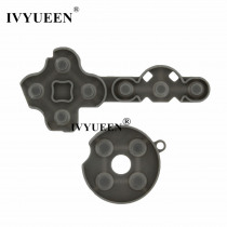 IVYUEEN 1 Set Conductive Rubber Contact Pad Button D-Pad for Microsoft Xbox 360 Wireless / Wired Controller Replacement Parts