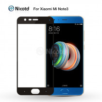 for Xiaomi Mi Note 3 Tempered Glass Mi Note3 Screen Protector 2.5D Curve Full Cover Screen Film Xiomi For Xiaomi Note 3 Glass