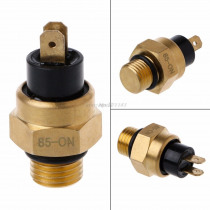 Temperature Radiator Fan Switch For KTM Engine Parts Water Temperature Sensor 2/4 Stroke M14 X 1.5mm for Motorcycles Dec12