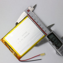ZhiYuSun NEW For Tablet PC U25GT 357090 3.7V 3500mAh Lithium polymer Battery with Protection Board quakity assurance