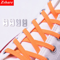 New Elastic No Tie  Shoelaces Stretching Locking Lazy Shoe Laces Sneaker Children Unisex Shoelaces Safe Shoelace 24color