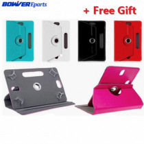 """10.1"""" 360 Degree Rotating PU Leather Case For  BQ 1054L Nexion/1045G Orion/1053L Helion/1007 Necker  10.1inch Tablet"""