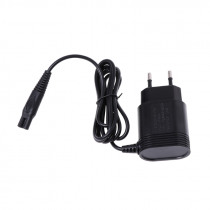 2-Prong Charger EU Plug Power Adapter Electric Shaver Charger for PHILIPS Shavers HQ8505/6070/6075/6090