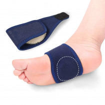 Fabric Orthopedic Insoles Pads For Shoes Flat Foot Arch Support Plantar Fasciitis Pain Relief Orthotic Insole Shoe Pads Inserts