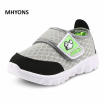 Fashion Children Sneakers Boys Girls Shoes Summer Casual Flats Mesh Breathable Children Shoes Boys Casual Shoes Girl Kids