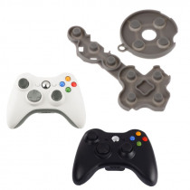 Controller Conductive Rubber Contact Pad Button for D-Padfor For Xbox 360 Controller