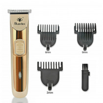 Professional Electric Hair Trimmer Length Adjustable Hair Clipper Rechargeable Hair Cutting Machine Waterproof Haircut Trimmer