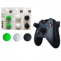 Silicone Analog Grips Thumb grips Caps Cover For Xbox One Controller Skull &Co. FPS Master Thumb Cover For Xbox One Gamepad