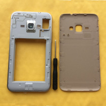For Samsung Galaxy J1 2016 J120 J120F J120M J120H J120FN Mobile Phone Chassis Middle Frame With Housing Battery Back Cover Lid
