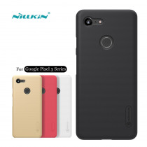 sFor Google Pixel 3 Case Pixel 3a XL Matte Cover Nillkin Frosted Shield Hard Back Case For Google Pixel 3 XL Bumper Gift Holder